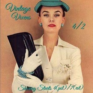 FRIDAY 4/2 Vintage Vixens Sign Up Sheet